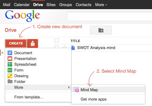 We're on Google Drive! - Focus