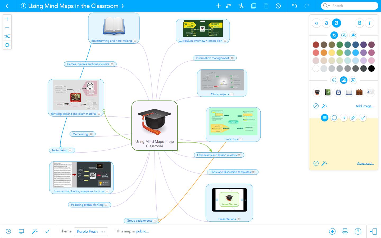 MindMeister mind map