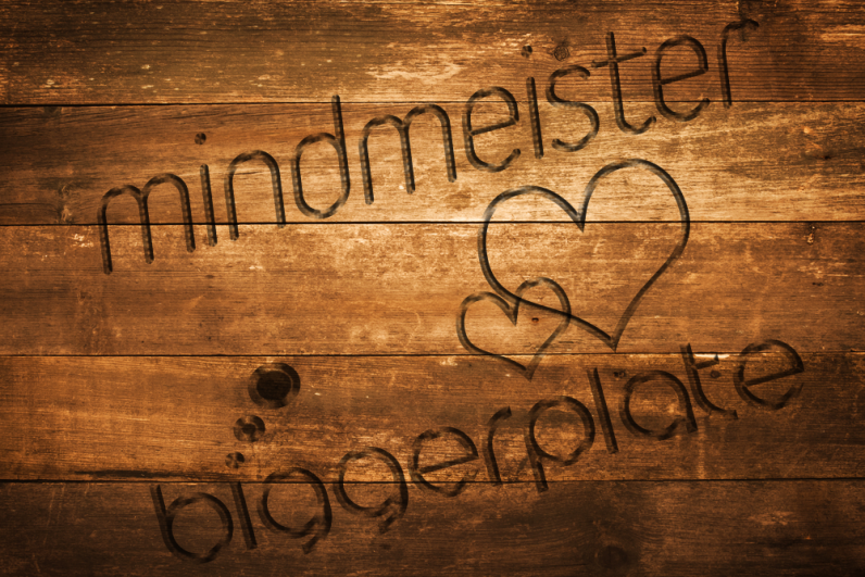 MindMeister is now integrated with Biggerplate
