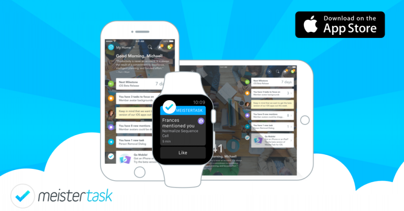 MT for iOS, iPad - manage tasks on iPhone