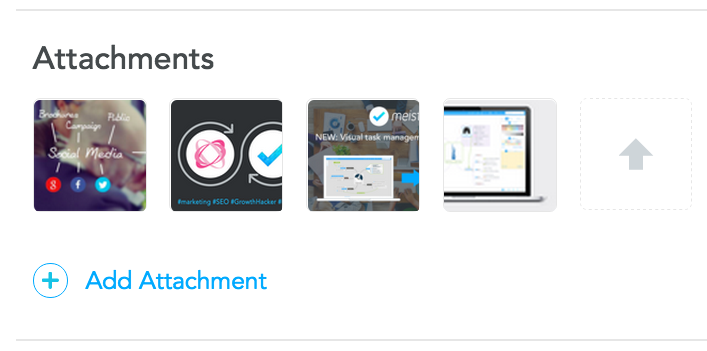 Pasting images as attachments - new features for meistertask