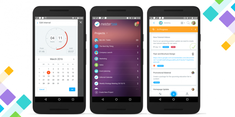 MeisterTask for Android