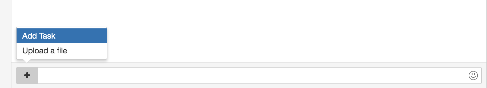 MeisterTask HipChat - Add a task from the message input