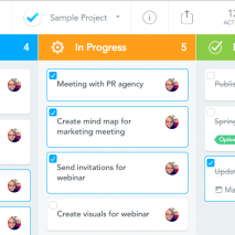 NEW: Multi-Select for MeisterTask!