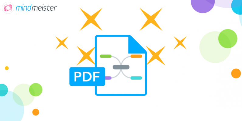 New & Improved: Exporting Mind Maps to PDF