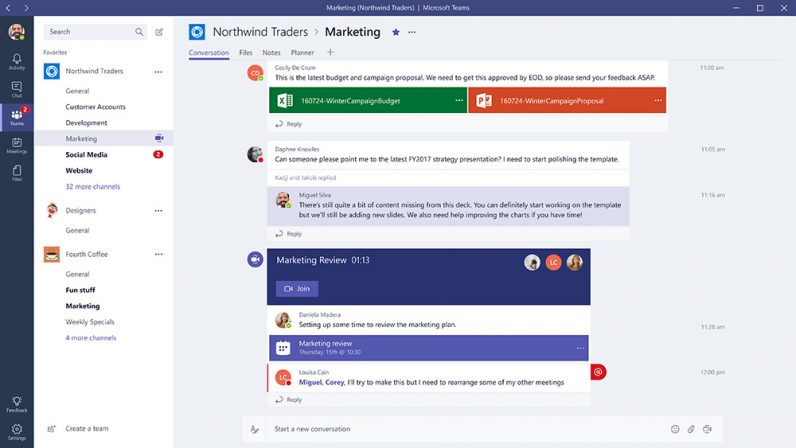 Upcoming: Streamline Team Communication with MeisterTask and Microsoft Teams