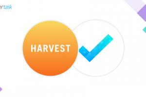 Time Tracking with Harvest in MeisterTask