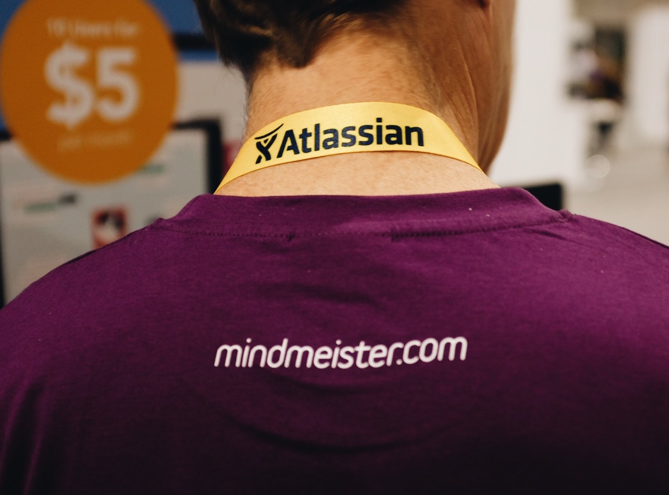 Atlassian Summit Barcelona SaaS trade show mindmeister