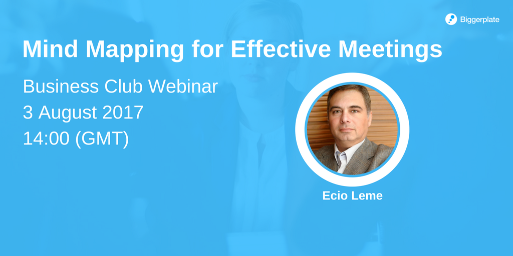 Mind Mapping for Effective Meetings Webinar