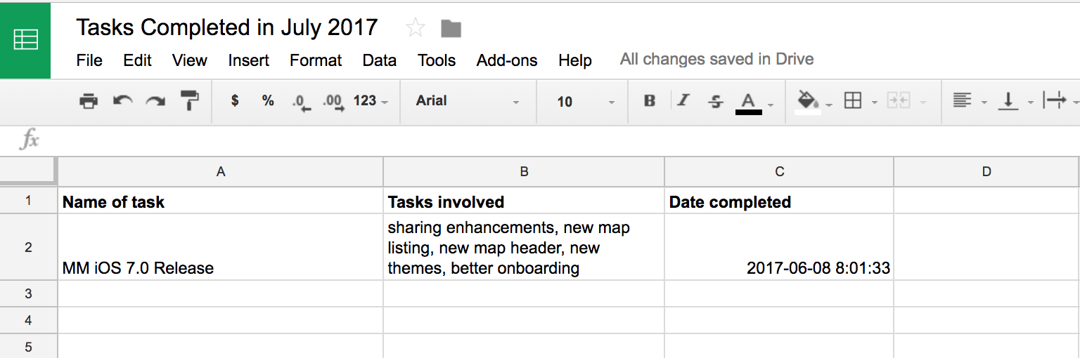 MeisterTask to Google Sheets Zap Digital Agencies Task Automations