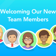 welcoming our new team members
