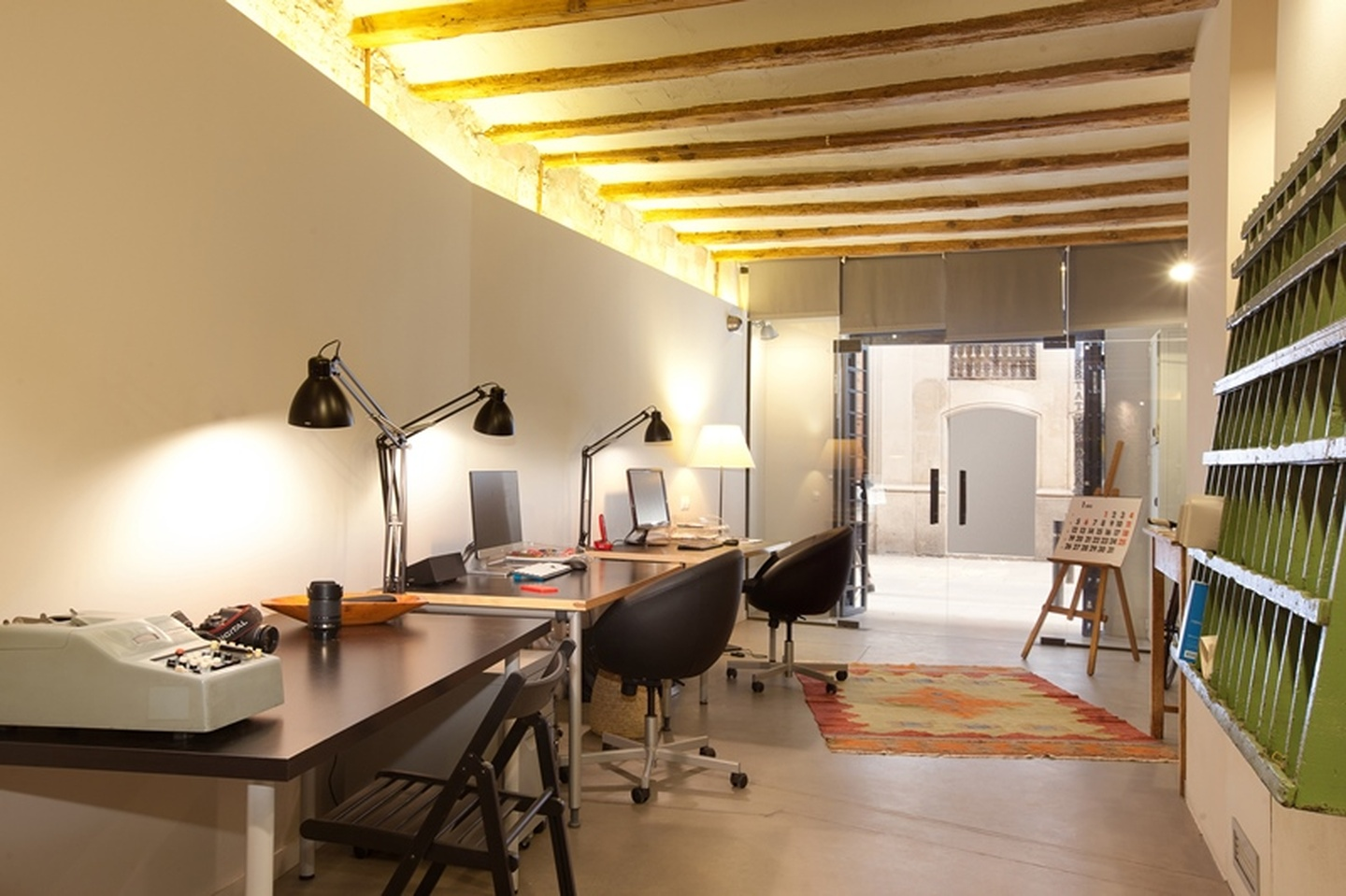 Lighting Design in Work Spaces