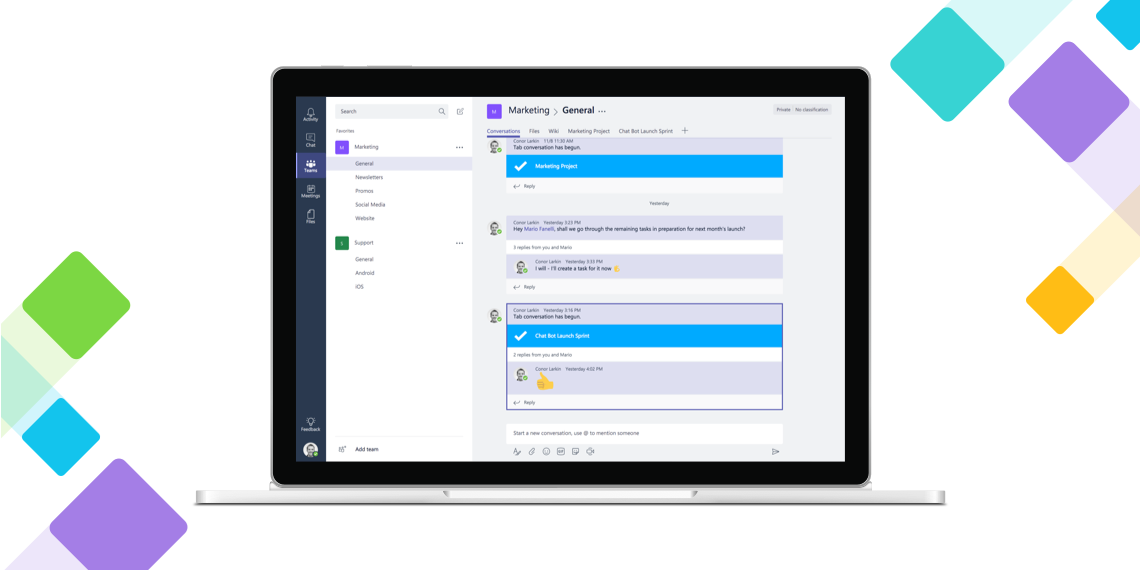 MeisterTask for Microsoft Teams