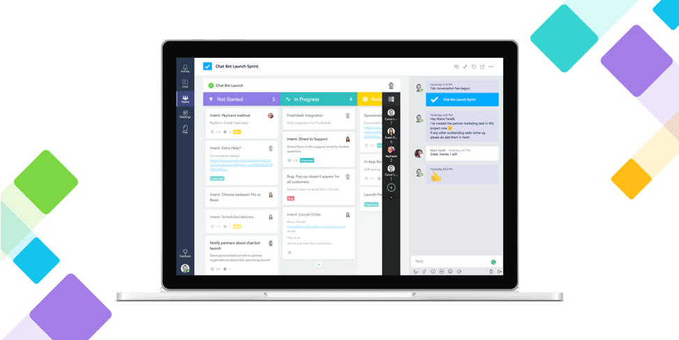 MeisterTask for Microsoft Teams image 2