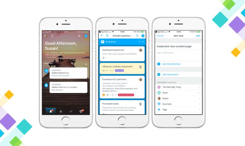 MeisterTask 3.0.1 for iOS