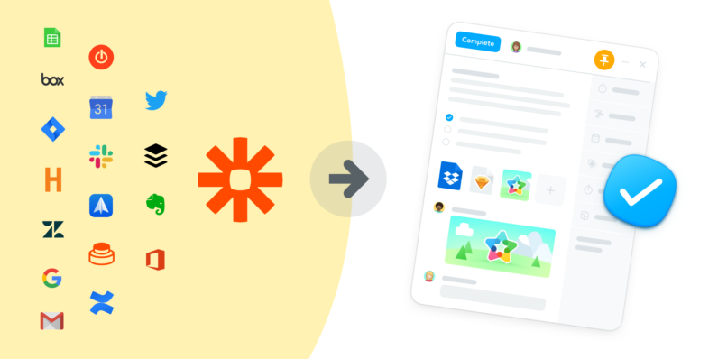 Automatically Create Tasks in MeisterTask with Zapier