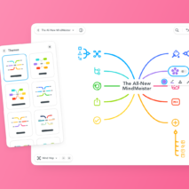 The Panda Has Landed — Introducing the All-New MindMeister (Beta)