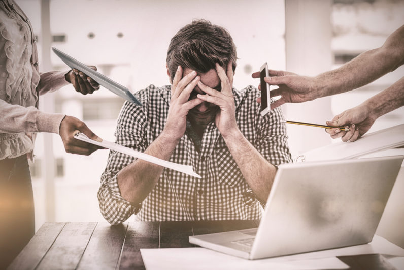 Can Mind Mapping and Task Management Tools Help Manage Work Stress?