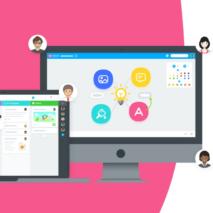 Transforme suas aulas online com o MindMeister